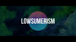 OnModa-Lowsumerism
