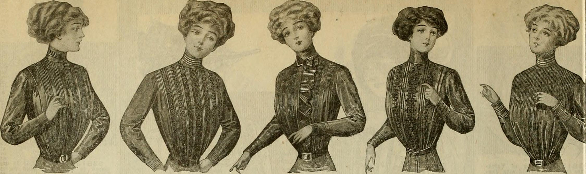 história moda